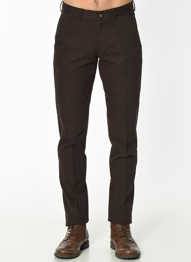 Beymen Business Slim Fit Chino Pantolon Kahve